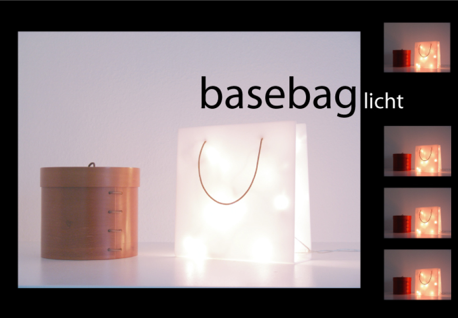 BaseBag Licht Tasche